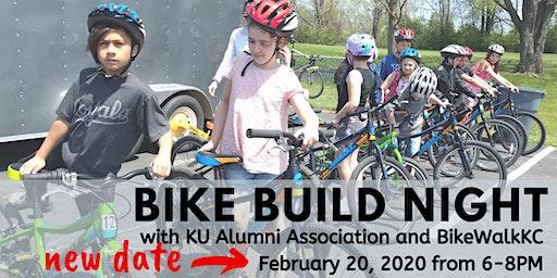 Bike Build Night with KU Alumni Association