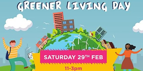 NKCE Greener Living Day tickets