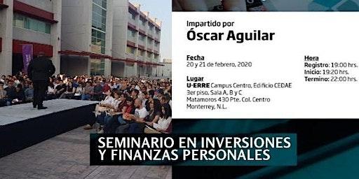Seminario en Inversiones y Finanzas Personales