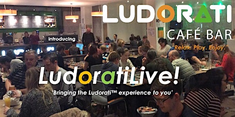 LUDORATILIVE! TOUR  @ DERBY tickets
