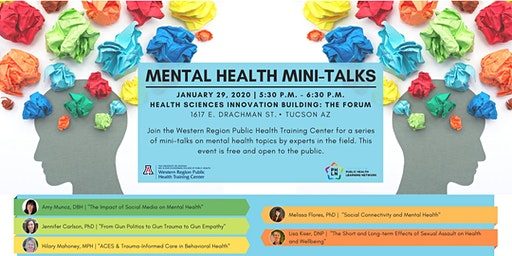 Mental Health Mini-Talks