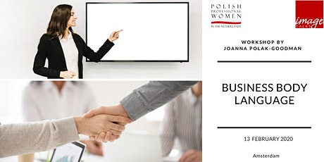 Business Body Language and Members' General Meeting tickets