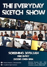The Everyday Sketch Show (Screening) tickets