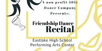 CADS Friendship Dance Recital