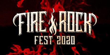 Overload - Fire Rock Fest 2020 boletos