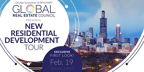 Global Real Estate Council Presents: New Residential Development Tour tickets