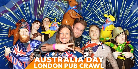 Australia Day Pub Crawl: PART 2 tickets