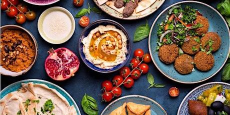 Wanderlust Israel: Food & Wine Series tickets