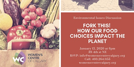 *Rescheduled* Fork This! Plant Based Eating tickets