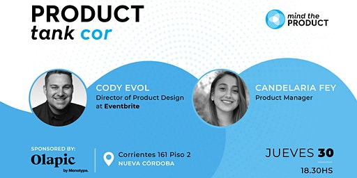 Product Tank Córdoba - Product marketing and  design