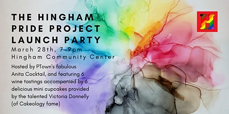 Hingham Pride Project Launch Party tickets