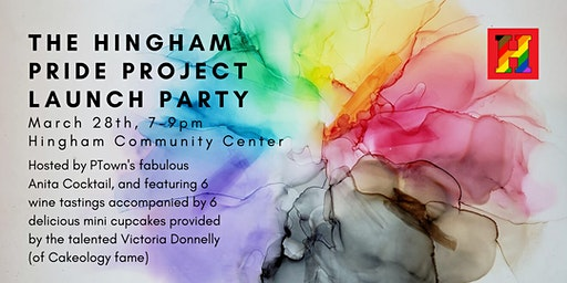 Hingham Pride Project Launch Party
