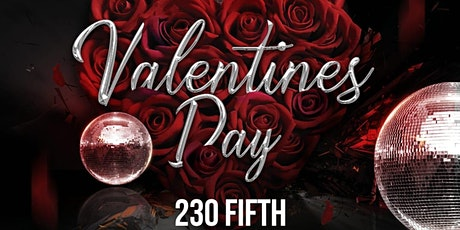 Valentines Day Party @ 230 5th Penthouse & Rooftop tickets