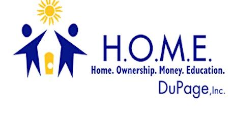 H.O.M.E. DuPage New Speaker Orientation tickets