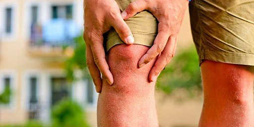 Don't Let Your Knees Take The Strain!