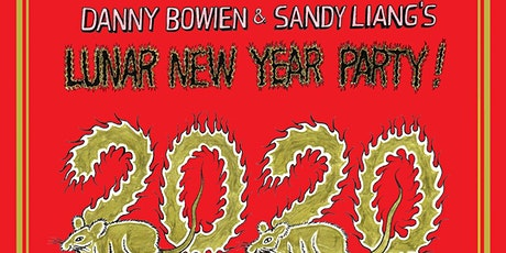 Danny Bowien & Sandy Liang's Lunar New Year Party tickets