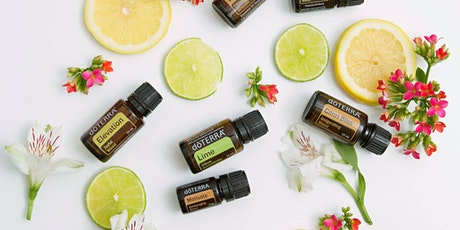 Back to Basics Health with Essential Oils tickets