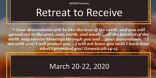 MPMM's 2020 Retreat to Receive