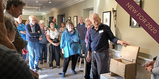 Guided 'Maker's Tour' of Marchmont House