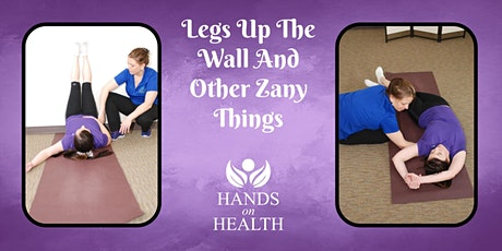Legs Up The Wall (And Other Zany Things) tickets