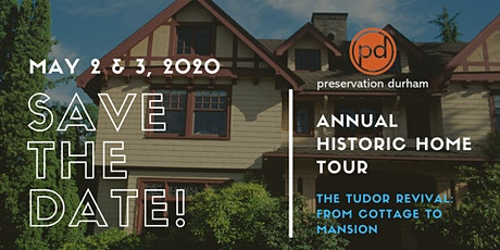 Annual Historic Home Tour 2020: Tudor Revival tickets