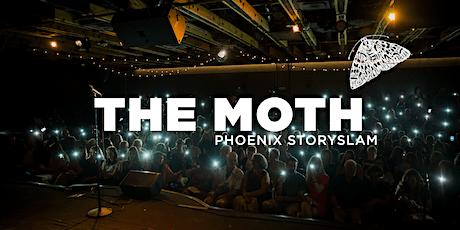 THE MOTH: Phoenix StorySLAM tickets