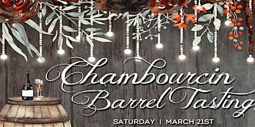 Chambourcin Barrel Tasting