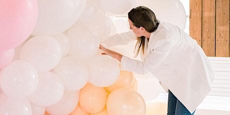 Valentine's Day Balloon Garland Workshop tickets
