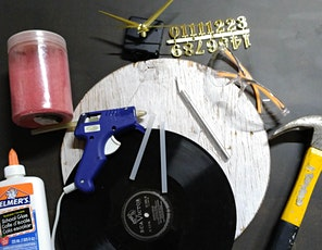 Broken Record Clock Workshop tickets