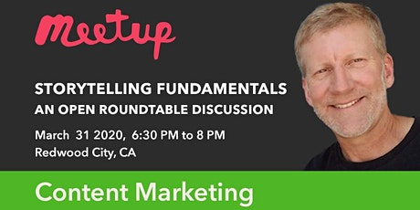 Storytelling Fundamentals: An Open Roundtable Discussion tickets