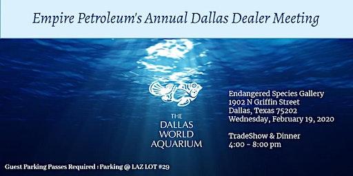 Dallas Dealer Meeting 2020 - Vendor Only