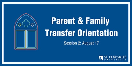 Transfer Session 2: August 17 tickets
