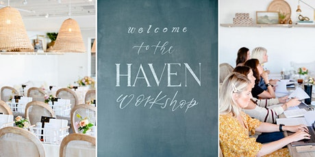 HAVEN Workshop for Interior Designers: April 8-10, 2020 tickets