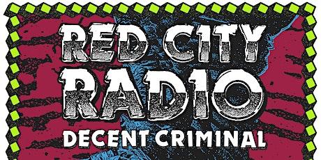 Red City Radio tickets