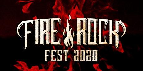 Opus Of Rock - Fire Rock Fest 2020 boletos