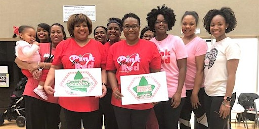 Pink Goes Red - Get Heart Healthy!