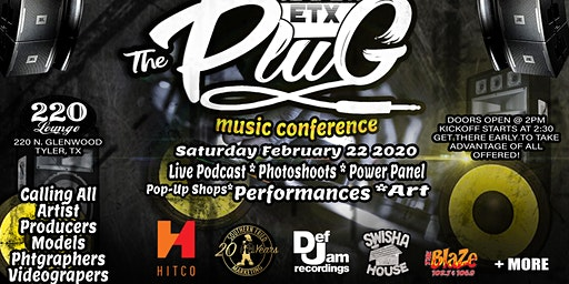 The Plug ETX Music Conference