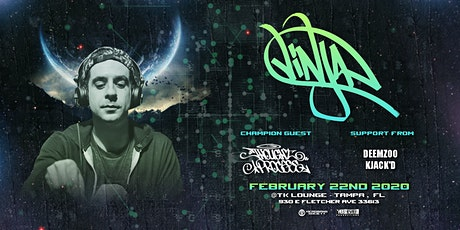 VINJA w/ Thought Process @TK Lounge (Tampa,FL) tickets