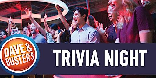 Trivia Night - D&B Fresno 1/28