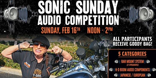SVHD's Sonic Sunday Audio Competition!