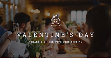 Romantic Valentine's Day Dinner at Silt Winery