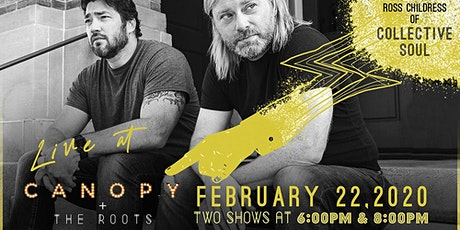 2 Broke Kings w/ songwriter Ross Childress formerly of Collective Soul tickets