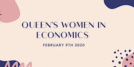 Queen's Women in Economics tickets