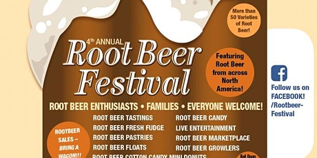 5th Annual Root Beer Festival tickets