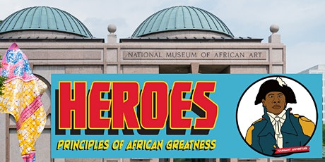 Tours in French at the National Museum of African Art - Saturday 03.07.2020 tickets