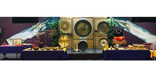 Gong Sound Experience and Energy Healing Event