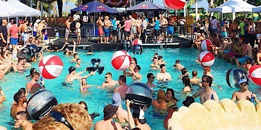 POOL PARTY SOUTH BEACH 2020