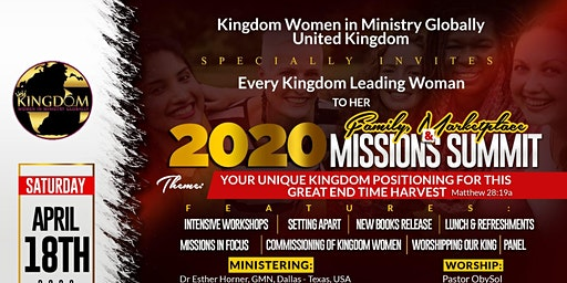 Family, Marketplace, & Missions Summit 2020