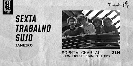 31/1 - STS #011 | SOPHIA CHABLAU & UMA ENORME PERDA DE TEMPO NO EB ingressos