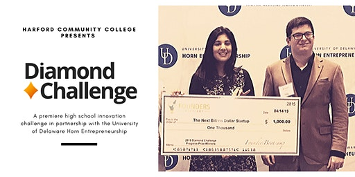 Harford Community College Diamond Challenge Pitch Competition
